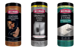 Weiman Leather, Stainless Steel Wipes &  More $2.12 Each After Gift Card at Target