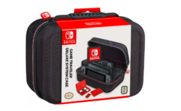 Nintendo Switch Game Traveler Deluxe System Case $20.99 at Target (reg. $39.99)
