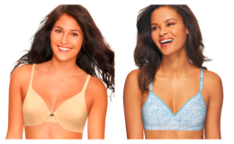 Select Hanes Ultimate Bras BOGO FREE + Free Shipping!