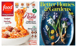 HUGE Discounts on Magazine Subscriptions Today Only {Amazon}
