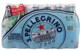 Costco:  Hot Deal on S. Pellegrino Sparkling Mineral Water - $4.50 off!