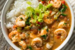 Shrimp Etouffee Recipe | Smothered Shrimp