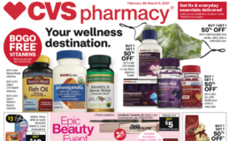 Insider Preview of the Best Deals at CVS starting 2/28