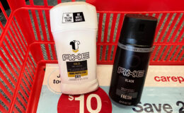 Axe Deodorant and Body Spray Only $2.15  at CVS! {Reg. $6.29}