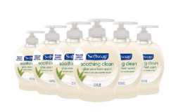 Great Price + Coupon! 6 Pack Softsoap Liquid Hand Soap | Amazon