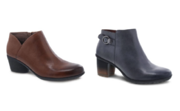 Today Only! Dansko Booties just $49.99 and under (Reg. to $185) on Zulily!