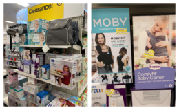50% off Big Baby Items Clearance at Target | BabyCook Baeba, Moby & More