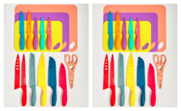 Art & Cook 25-Pc. Cutlery Set just $19.99 (Reg. $100) at Macy's