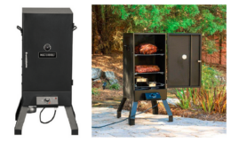 Masterbuilt Analog Electric Smoker just $97 + Free Delivery (Reg. $150) from Walmart