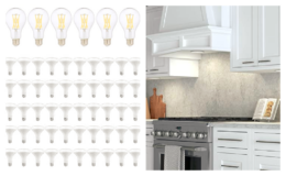 Huge LED Lightbulb Blowout at Woot! Up to 73% off LED Multipacks