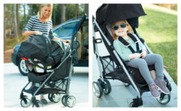 Graco Breaze Click Connect Umbrella Stroller, in Pierce only $99.99 Shipped (Reg. $149.99) at Walmart