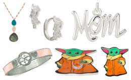 Up to 75% off Jewelry - Flash Sale Today Only at Macy's! Star Wars the Child Trinket Dish only $7.50 (reg. $30)