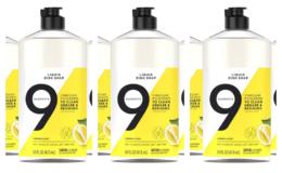 9 Elements Liquid Dish Soap Just $0.99 at ShopRite!