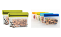 30% off (re)zip Leak-Proof Assorted Colors Stand Up Storage Bags + $15 Gift Card wyb $50 at Target!