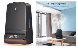 57% off TaoTronics Humidifier {Amazon}