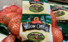 ShopRite Brand Yellow Onions 3lb bag Only $0.99 | Just Use Your Phone