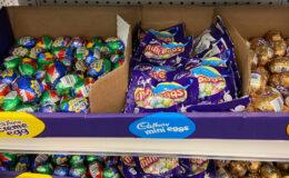 Buy 2, Get 2 FREE Cadbury Egg, Mini Eggs, Hershey Eggs, or Bunny Ears singles at CVS! {No Coupons Needed}