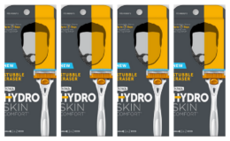 Schick Hydro Skin Men's Razors as Low as $0.99 at CVS! {Reg. $12.49}