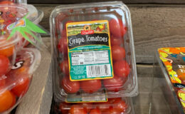 ShopRite Brand Grape Tomatoes  Only $0.99 per pint | Just Use Your Phone