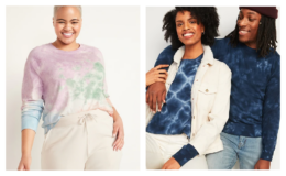 Men's and Women's Sweatshirts & Hoodies for the Family $12-$15 at Old Navy Today Only!