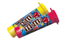 Save $1 on M&M'S Minis Milk Chocolate Candies Tubes | $0.99 at Target & More