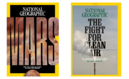 National Geographic Magazine Only $19/Year!