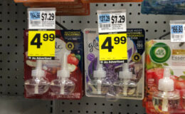 Glade Scented Oil Refill, 2 pk Just $3.99 at Rite Aid