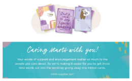 FREE 3-Card Hallmark Greeting Cards Pack!