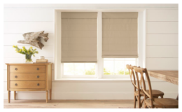 Home Expressions Dover Cordless Roman Shades as low as $32.40 (Reg.$60) at JCPenney!