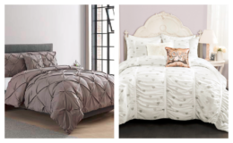 Curl Up Under Comforter Sets for up to 70% off + Extra 10% off Today Only at Zulily!