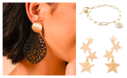 Extra 20% off Jewelry already on Sale at Cents of Style! Annika Marquis Filigree Earrings only $5.60 (reg. $14.99)