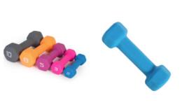 Neoprene Dumbells Starting at $2.20 each | 2-10lbsat Walmart!