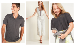 Old Navy 60% Off Warm Weather Favs | Shorts, Tops,  Swimsuits, & More!
