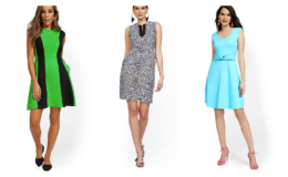 New York & Company Women's Dresses just $10! Plus $5 Tees, $10 Leggings & More