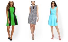 New York & Company Women's Dresses just $10! Plus $5 Tees, $10 Leggings & More