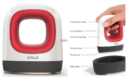 34% off Cricut Easy Press Mini, Raspberry {Amazon}