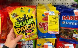 Swedish Fish and Sour Patch Kids Only $1.00 at CVS! {No Coupons Needed}