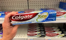 Colgate Total Toothpaste Only $0.49 at CVS! | Just Use Your Phone