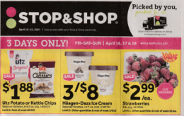 Stop & Shop Preview Ad for 4/16 Is Here!