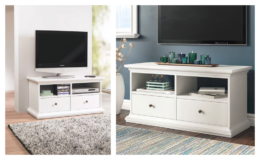 "Alexa TV Stand for TVs up to 43"" only $99.99 Shipped (reg. $279) at Wayfair"