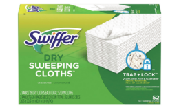 Great Price + Coupon! Swiffer Sweeper Dry Sweeping Pad, Unscented | Amazon
