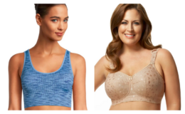 Extra 50% off Clearance at OneHanesPlace + Free Shipping! Bras as low as $3.80 (reg. $18.99)