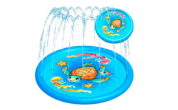 Extra 30% Off Splash Pad Water Toy Sprinkler {Amazon}