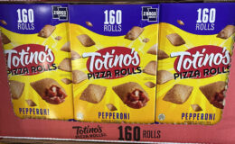 Costco:  Hot Deal on Totino's Pepperoni Pizza Rolls - $2.70 off!