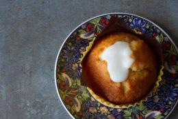 Coffee Cake Muffins Recipe | On the Go Breakfast