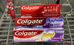 2 Free Colgate Optic White, Total or Max Toothpastes at CVS! {Starting 9/26} | Just Use Your Phone