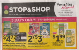 Stop & Shop Preview Ad for 5/14 Is Here!