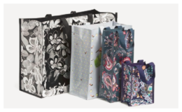 4 Pc Market Tote Set now only $10 (reg. $20) + Free Shipping at Vera Bradley!