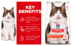 Extra $12 Off Coupon! Hill's Science Diet Adult Cat Dry Perfect Digestion, Chicken, Brown Rice, & Whole Oats Recipe {Amazon}