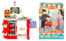 Today Online Only!  $25 off $100 Toys at Target - Little Tikes Shop 'n Learn Smart Checkout only $79.99 Shipped (reg. $174.99)